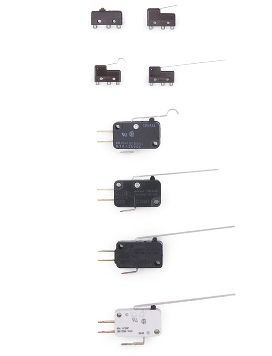 Airtec detention lock switches