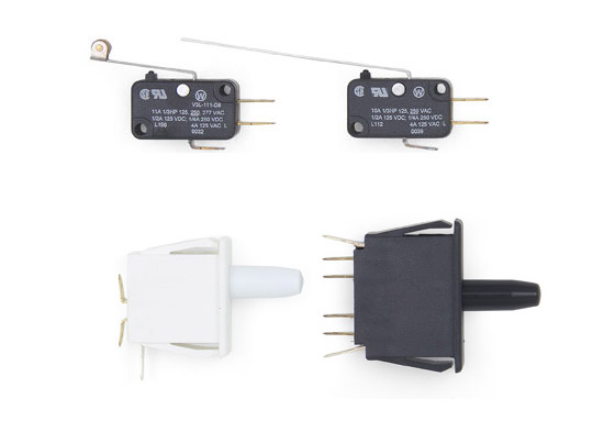 Willo detention lock switches