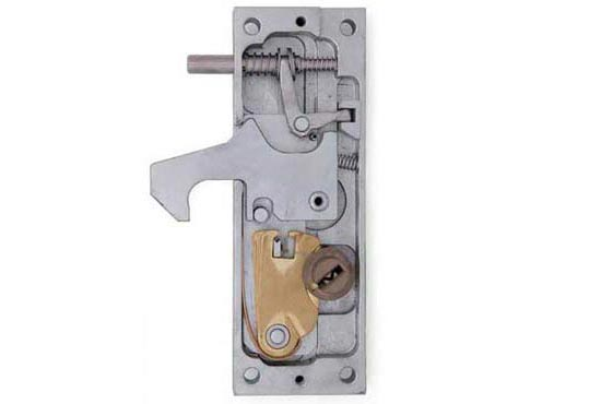 Airteq 5030 mechanical detention lock