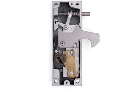RR Brink 7030 mechanical lock