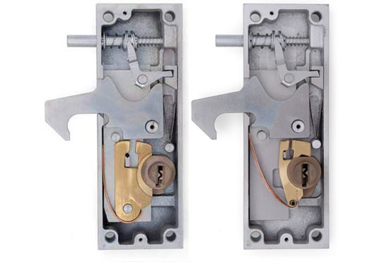 Southern Steel 1030 and 1030A mechanical lock