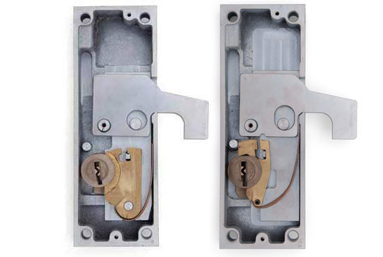 Southern Steel 1030D and 1030AD mechanical lock