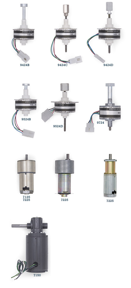 Airteq Motors and Solenoids