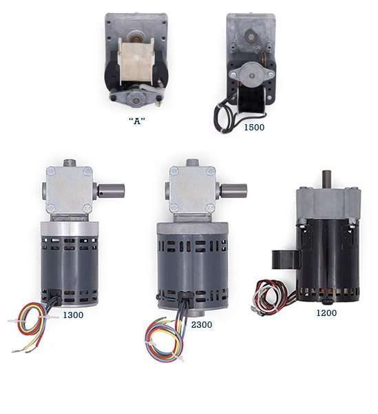 DDS/Universal Motors and Solenoids