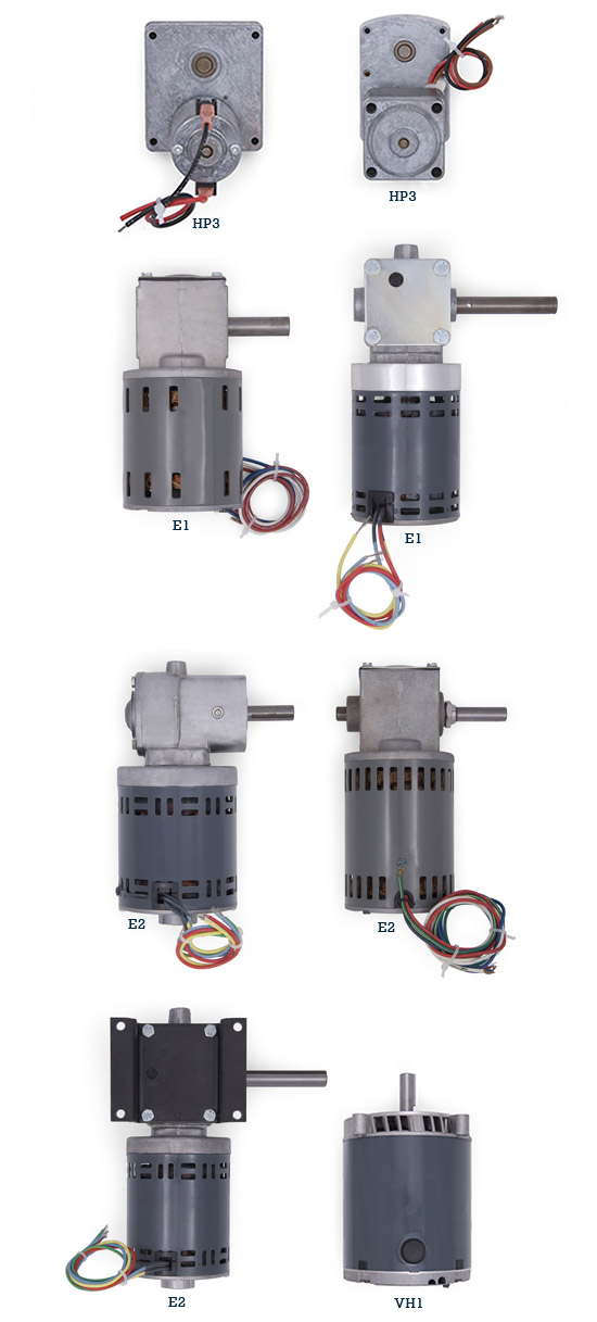 Willo Motors and Solenoids