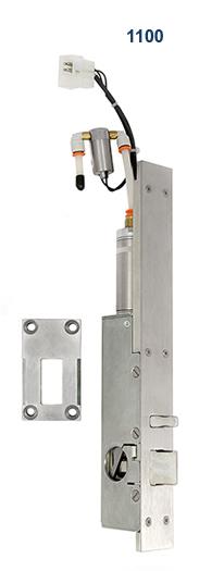 Narrow Jamb Series Retrofit Detention Locks